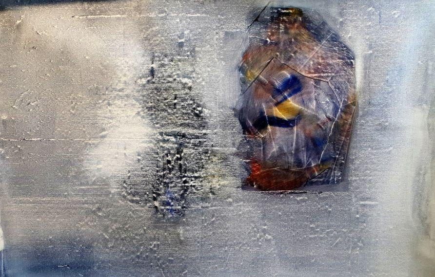 2019, 100 x 120 cm, Öl